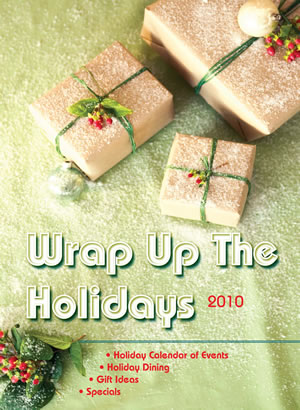 Wrap Up the Holidays Cover